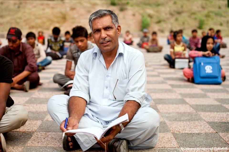 Nr. 14: Master Ayub und seine Park-Schule in Pakistan