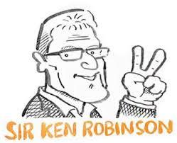 Nr. 18: Sir Ken Robinson und sein Plädoyer für mehr Kreativität in der Schule