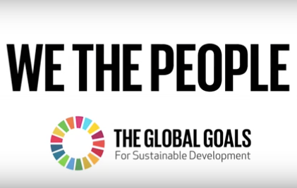 Nr. 1 – Wir und die Global Goals – we and the Global Goals