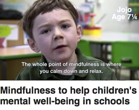 Nr. 4: Mindfulness in der Schule – ein Trend